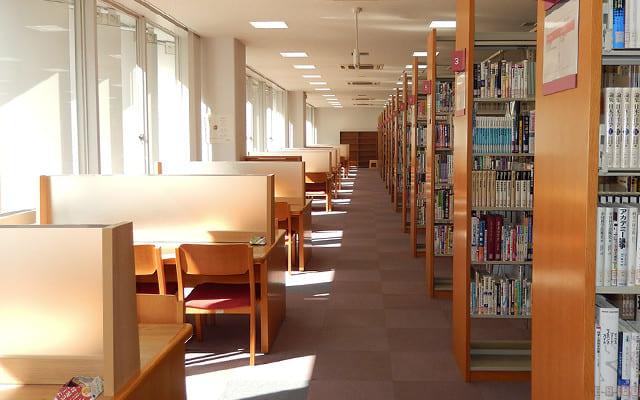 図書館 砧