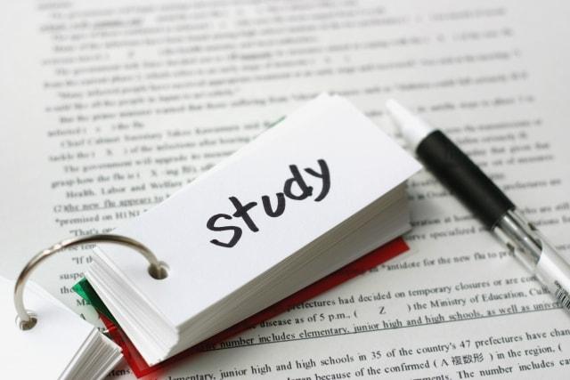 秋から受験勉強間に合う?ショートカット勉強方法英語編
